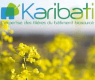 Karibati matériaux biosourcés