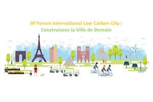 Forum International Low Carbon City