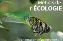 guide des métiers de l'écologie