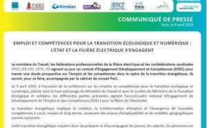 Emploi et compétences pour la transition écologique et numérique