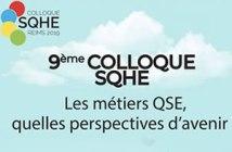 Colloque SQHE métiers QSE