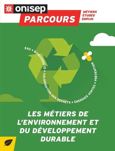 guide métiers de l'environnement