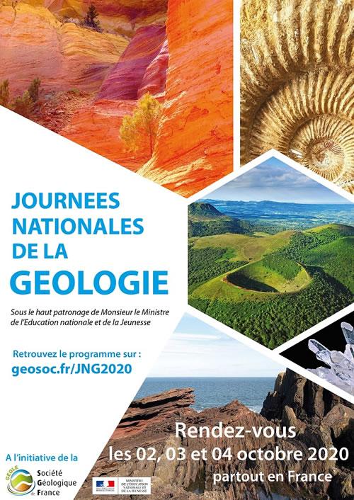 Journées Nationales de la Géologie