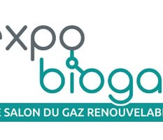 salon du gaz renouvelable Expobiogaz