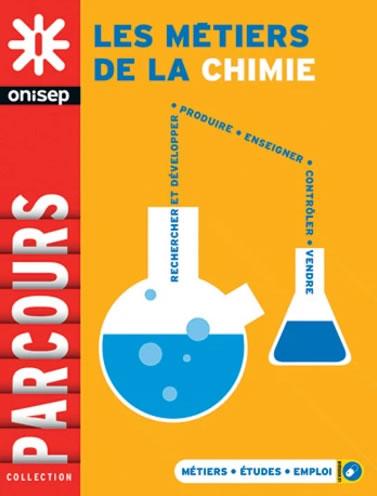 livre les métiers de la chimie
