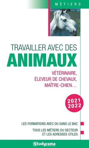 livre travailler avec animaux