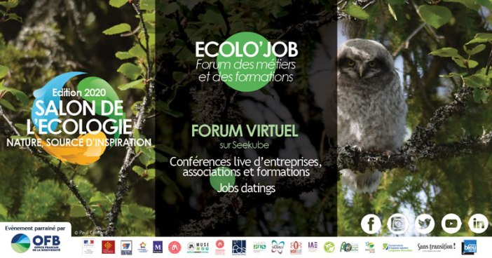forum ecolojob emploi formation
