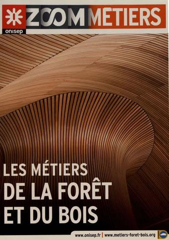 métiers de la forêt et du bois