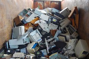 DEEE déchets électroniques