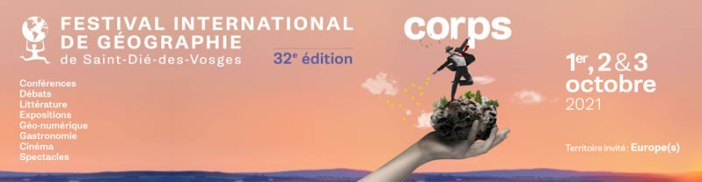festival international de géographie 2021
