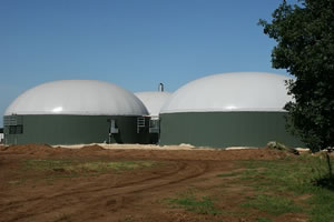 emploi méthanisation biogaz