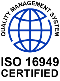 Orient Display Certificate: ISO/TS 16949 - Quality Management System