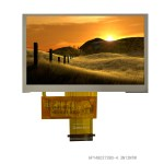 4.3 inch 480272 color TFT LCD display