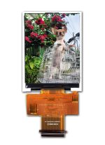 "2.8"" 240*320 color TFT LCD display"