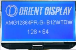 Orient Display Products: Graphic LCD