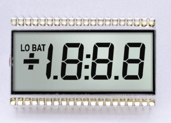OD-358T (LCD Glass Panel)