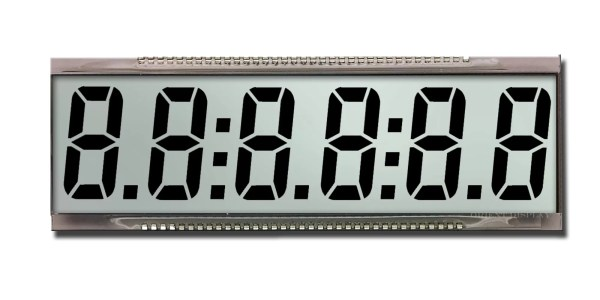 OD-607A (LCD Glass Panel)