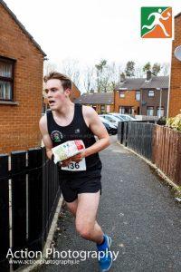 James Millar sprint day 1