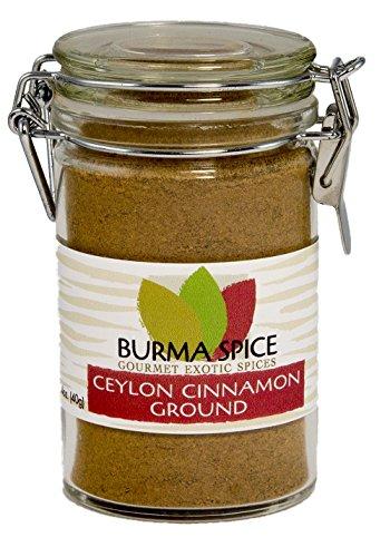 Ground Ceylon Cinnamon Bottle, 1.4 oz