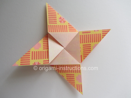 Origami Box Instructions Step By Step Ivoiregion