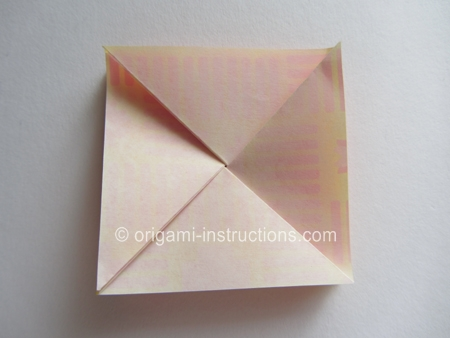 collapsible origami box tutorial origami handmade