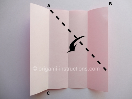 origami magic rose cube instructions