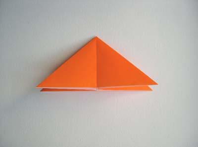 origami water balloon base