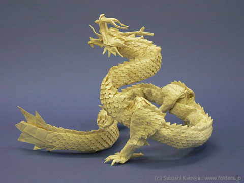 World Of Super Complex Origami Satoshi Kamiya Vntopic S Blog