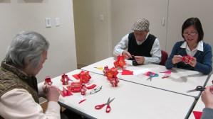 2.13.15 Semi-Private Origami Workshop