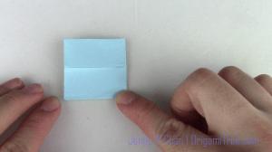 origami house OrigamiTree.com