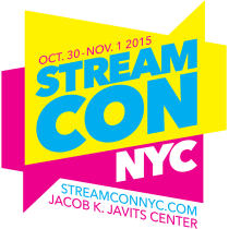 Stream Con NYC Logo