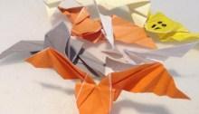 origami bat 1 origamitree.com