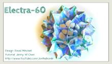 electra 60 origami origamitree.com