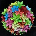 Flower Kusudama, Fe Eleanor F. | http://wp.me/p5AUsW-37