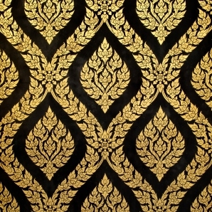 photo relating to Free Printable Pattern Paper known as Gold Routine - Free of charge Printable Origami Paper »