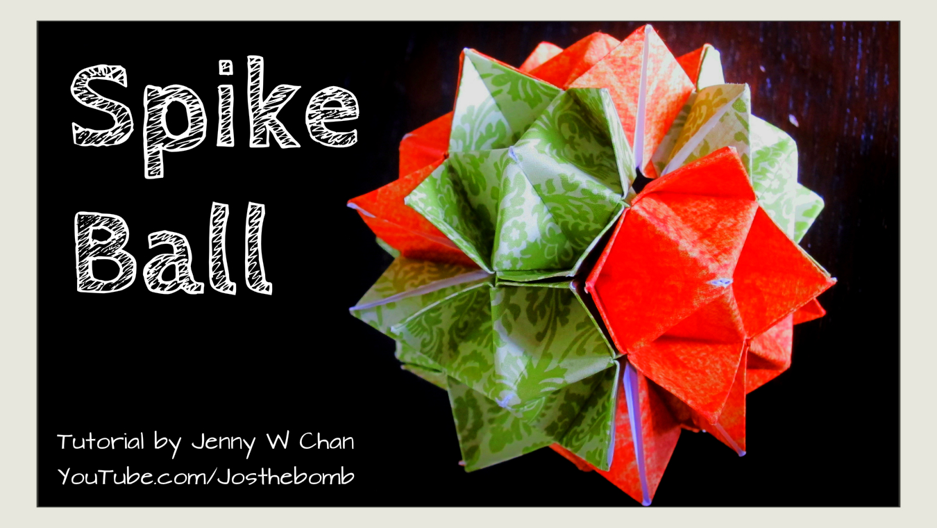 Color Origami Ball : 5 Steps - Instructables   760x1350