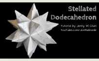 Stellated Dodecahedron WATERMARK THUMBNAIL