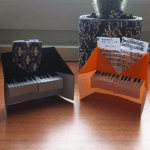Origami Piano, @sweetjapanlover (Instagram) | TUTORIAL: http://wp.me/s5AUsW-piano