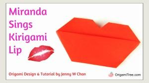 Miranda Sings Origami Lip Thumbnail