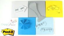 OrigamiTree.com Jenny W Chan, Post-it® Brand