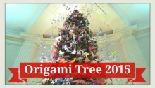 origami tree museum of natural history 2015