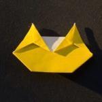 Post it® Note Cat Bookmark, paperfingercuts | TUTORIAL: http://wp.me/p5AUsW-1fj