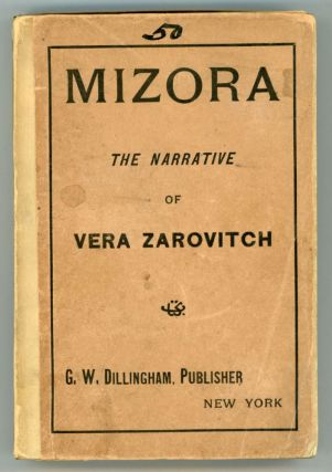 "Mary E. Bradley, writing as ""Princess Vera Zarovitch."""