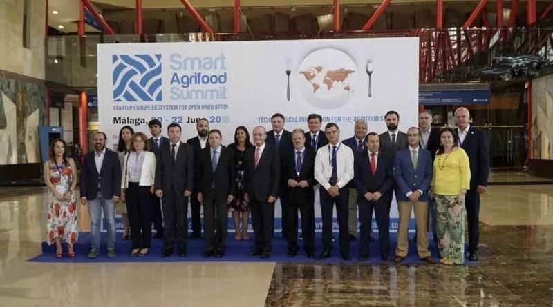 Resultado de imagen de Startup Europe Smart Agrifood Summit
