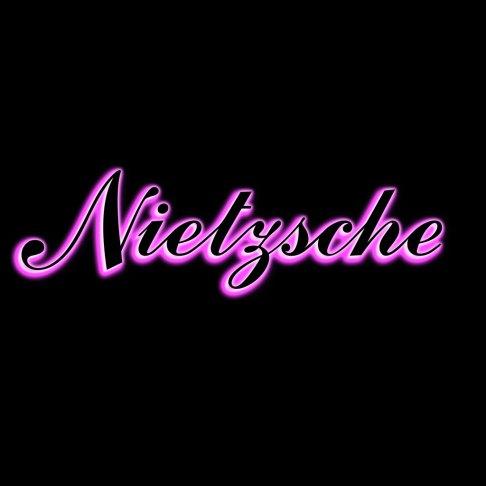 Neon Nietzsche logo
