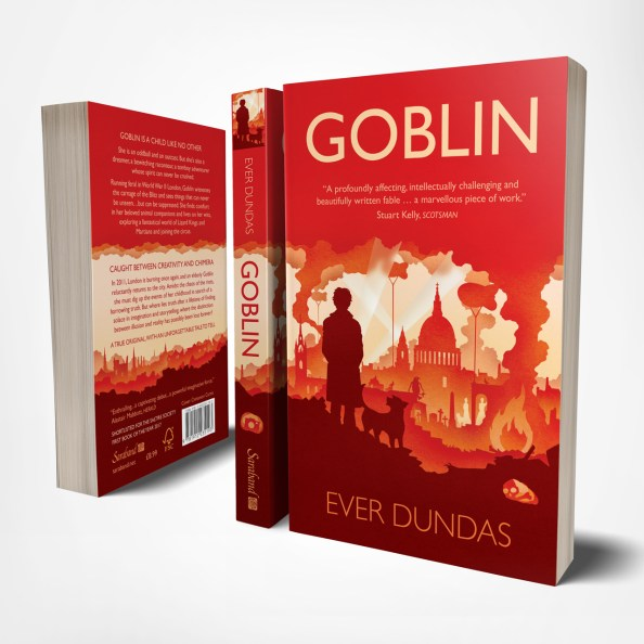 Goblin book cover (Saraband edition)