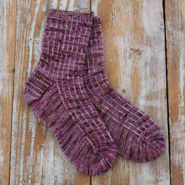 Solstice Socks Knitting Pattern Originally Lovely