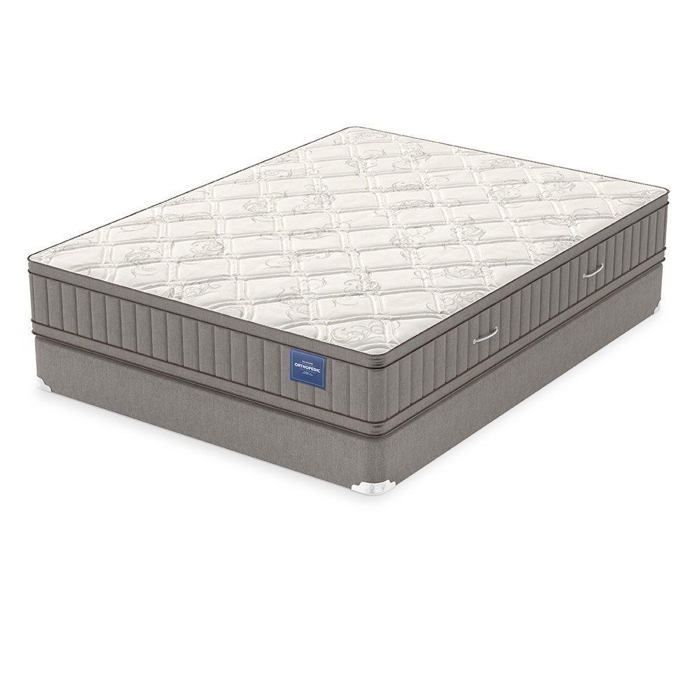 orthopedic pillow top mattress set