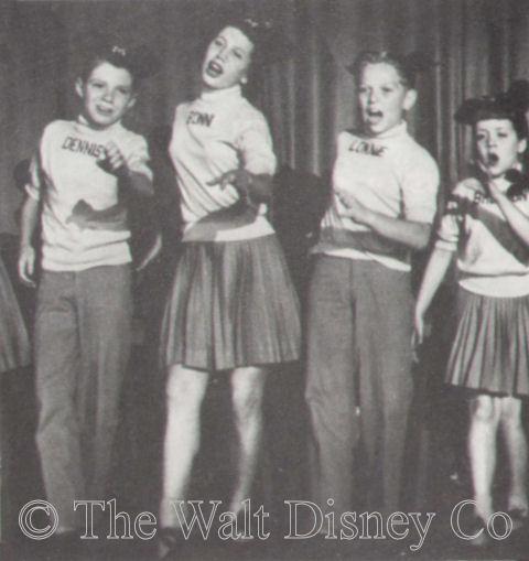 Mickey Mouse Club Cast: Bonni Lou Kern