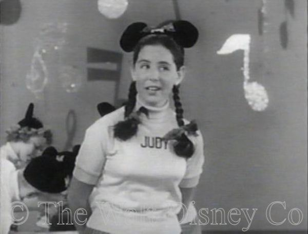 Mickey Mouse Club Cast: Judy Harriet Speigelman